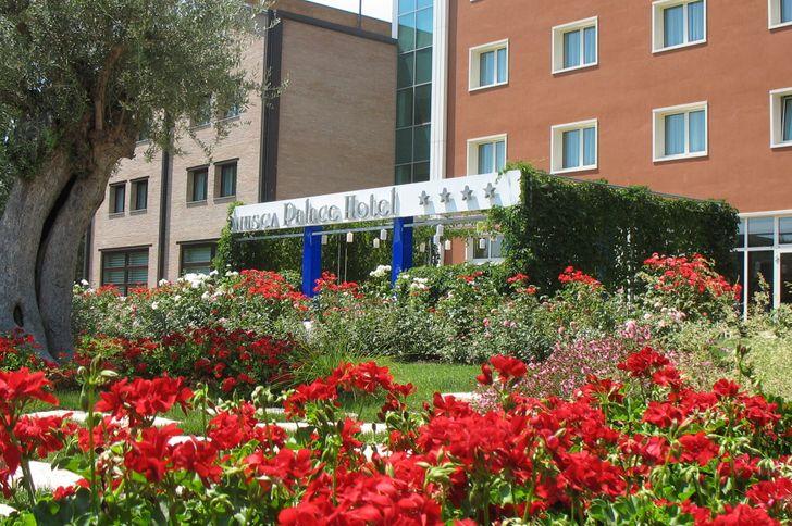 Anusca Palace Hotel foto 2
