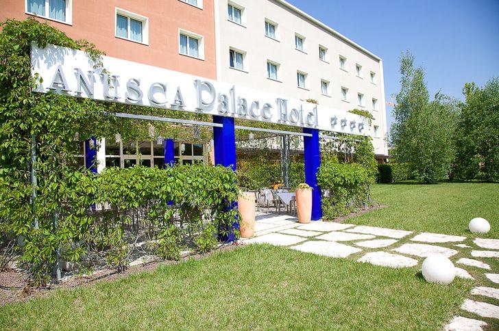 Anusca Palace Hotel foto 1