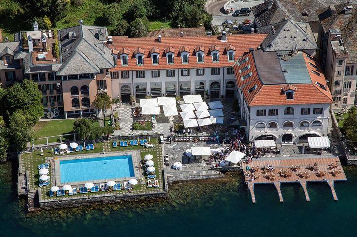 Hotel San Rocco foto 2