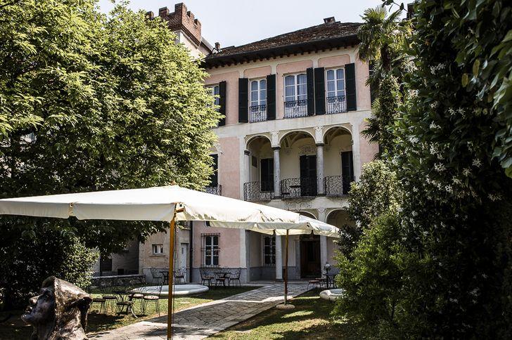 Hotel San Rocco foto 9