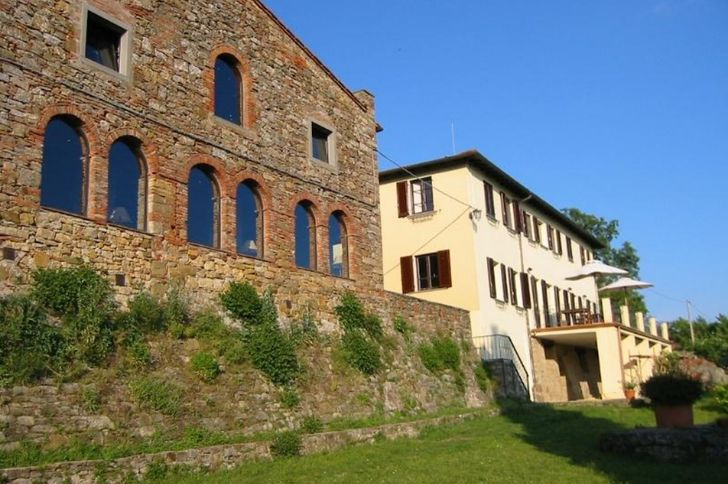 Villa Montelucci foto 4