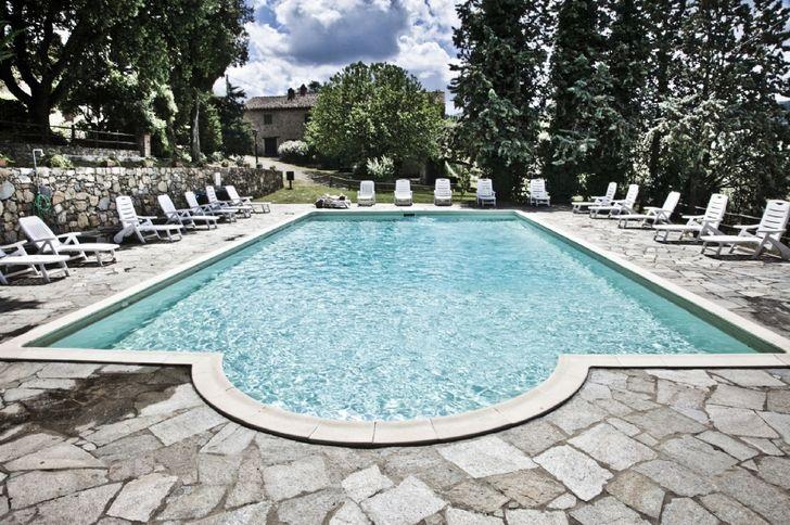 Villa Montelucci foto 3
