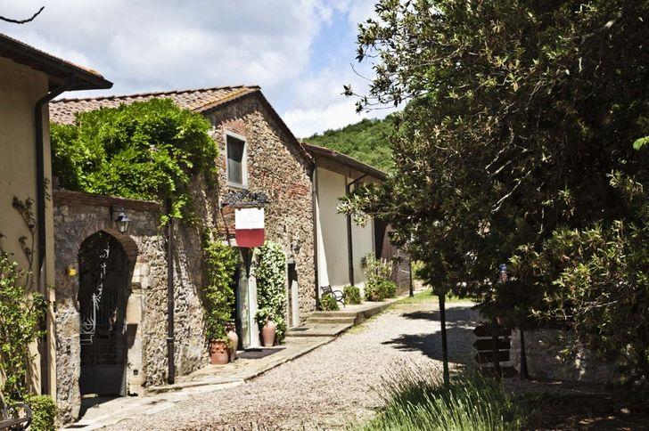 Villa Montelucci foto 2