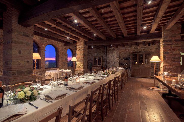 Villa Montelucci foto 15