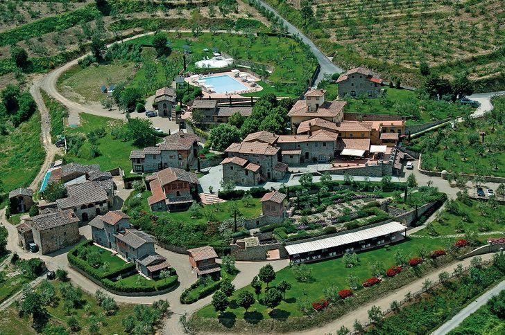 Fontebussi Tuscan Resort foto 2