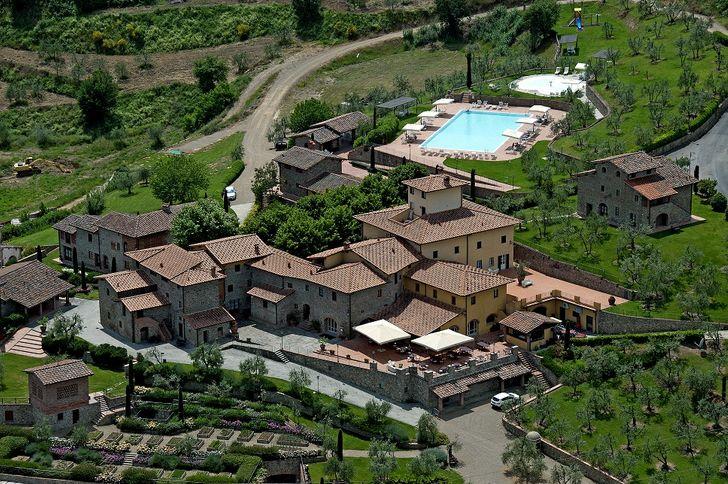 Fontebussi Tuscan Resort foto 3
