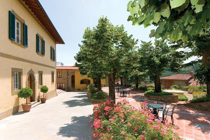 Fontebussi Tuscan Resort foto 7