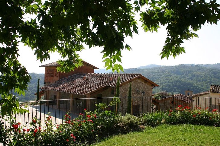 Fontebussi Tuscan Resort foto 10