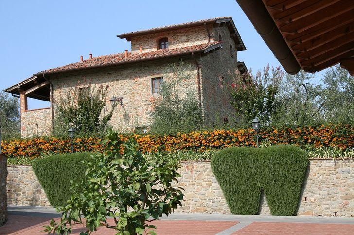 Fontebussi Tuscan Resort foto 14