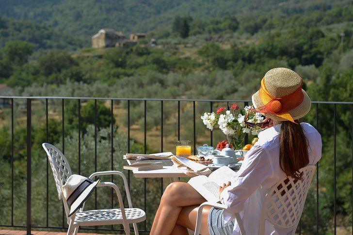 Fontebussi Tuscan Resort foto 13