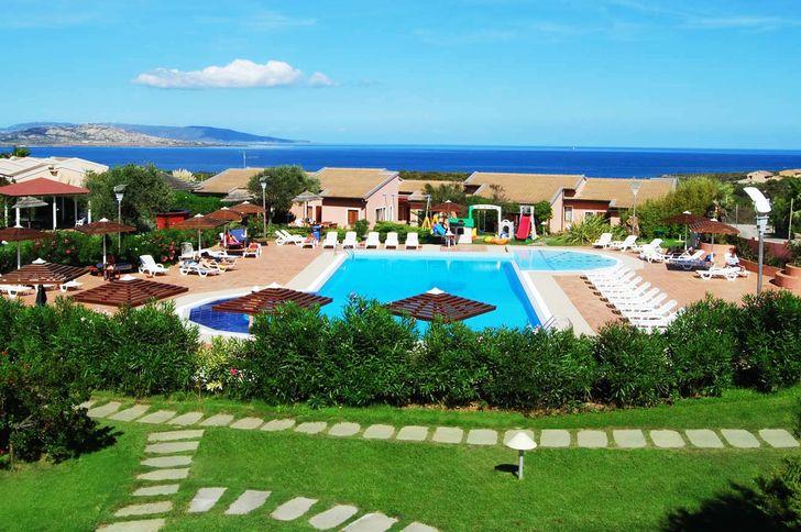 Cala Rosa Club Hotel  foto 1