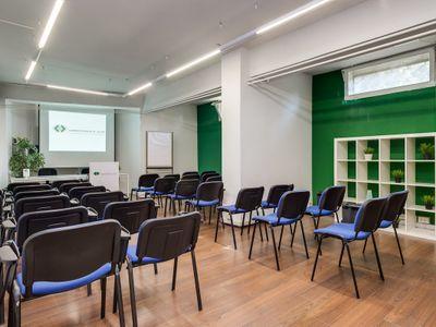 sale meeting e location eventi Roma - Direzionale Eur