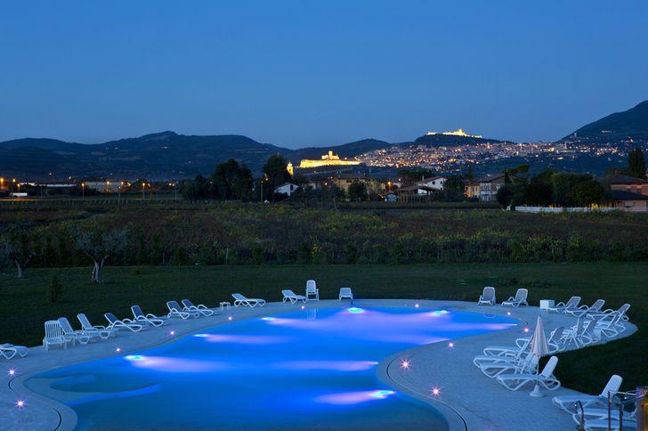 Valle di Assisi Hotel & Spa Resort foto 4