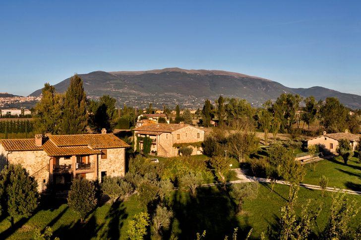 Valle di Assisi Hotel & Spa Resort foto 2