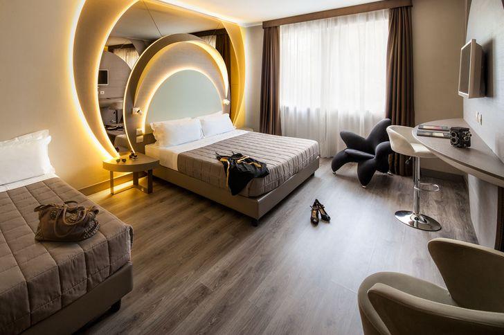 Hotel Da Vinci Milano foto 9