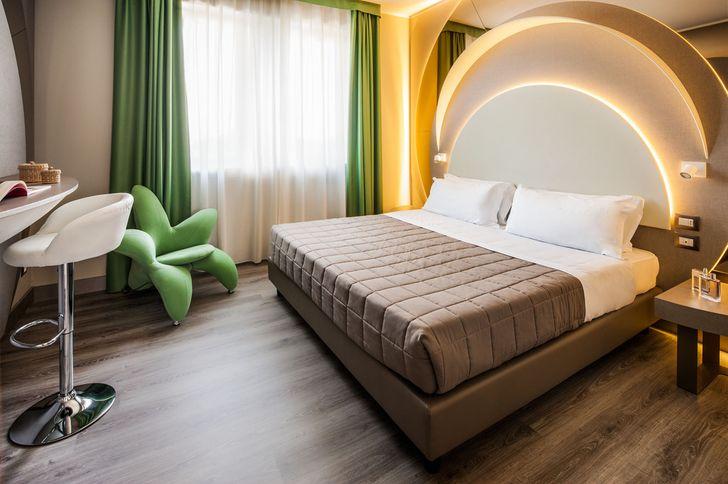 Hotel Da Vinci Milano foto 11
