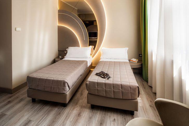 Hotel Da Vinci Milano foto 13