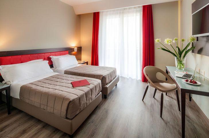 Hotel Da Vinci Milano foto 19