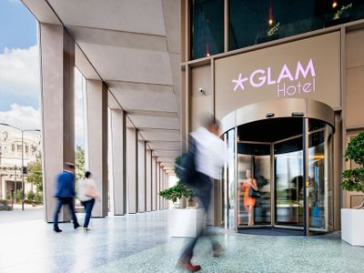 sale meeting e location eventi Milano - Glam Hotel Milano