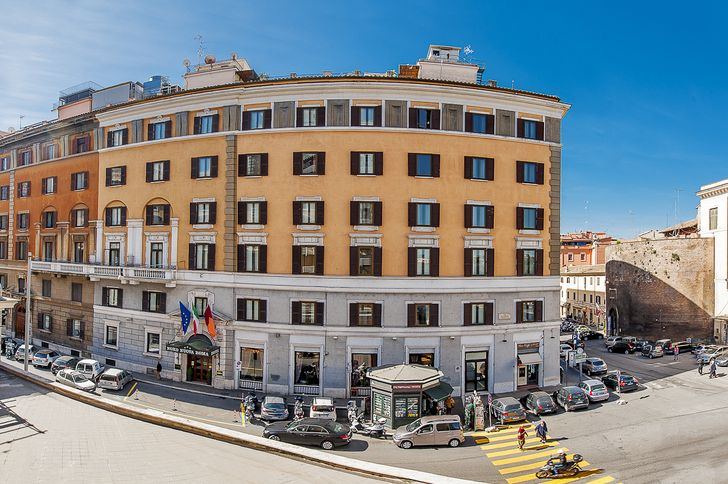 Hotel Nord Nuova Roma foto 1
