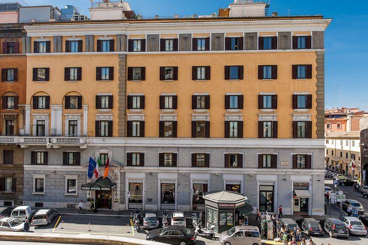Hotel Nord Nuova Roma foto 2