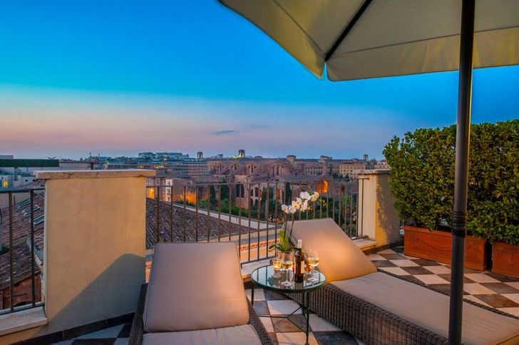 Hotel Nord Nuova Roma foto 3