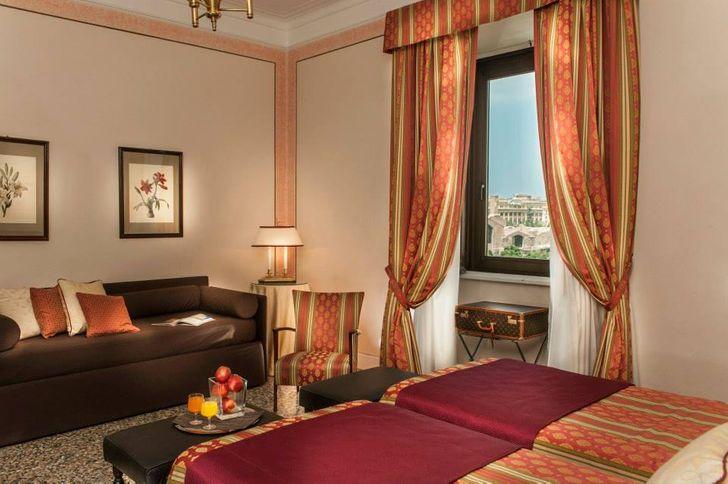 Hotel Nord Nuova Roma foto 7