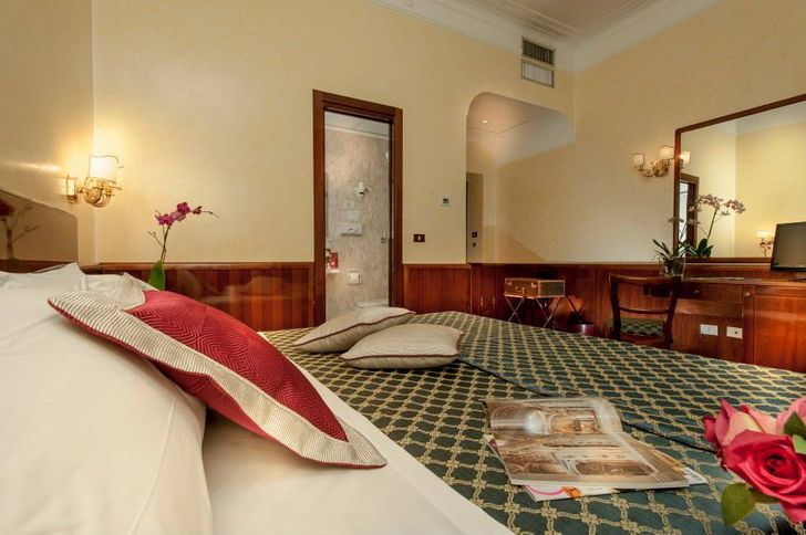Hotel Nord Nuova Roma foto 10