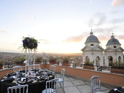 Services for Meeting and Events Rome - The Platinum Services division of G. E.