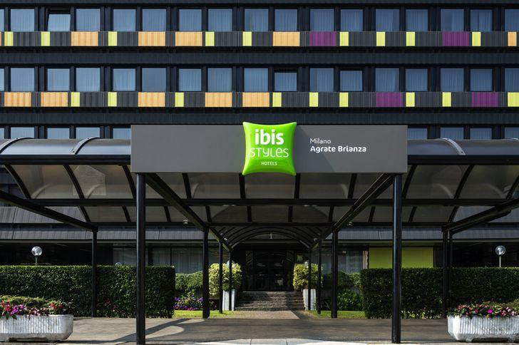 Ibis Styles Milano Agrate Brianza foto 1