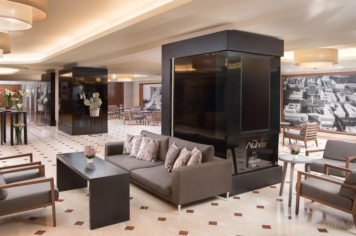 Sheraton Roma Hotel & Conference Center foto 2