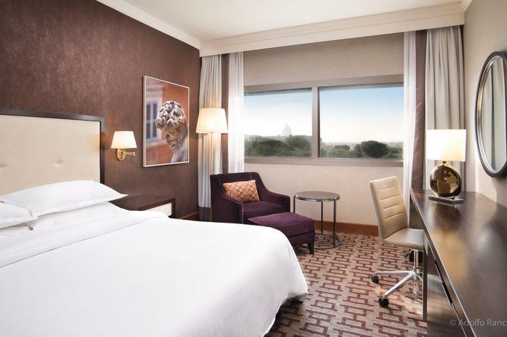 Sheraton Roma Hotel & Conference Center foto 21