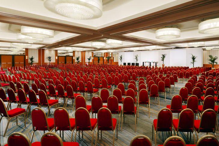 Sheraton Roma Hotel & Conference Center foto 8