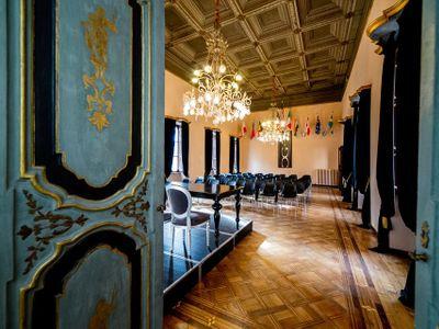 sale meeting e location eventi Roma - Palazzo Falletti