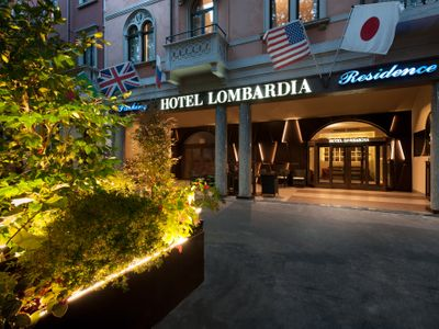sale meeting e location eventi Milan - Hotel Lombardia Milano