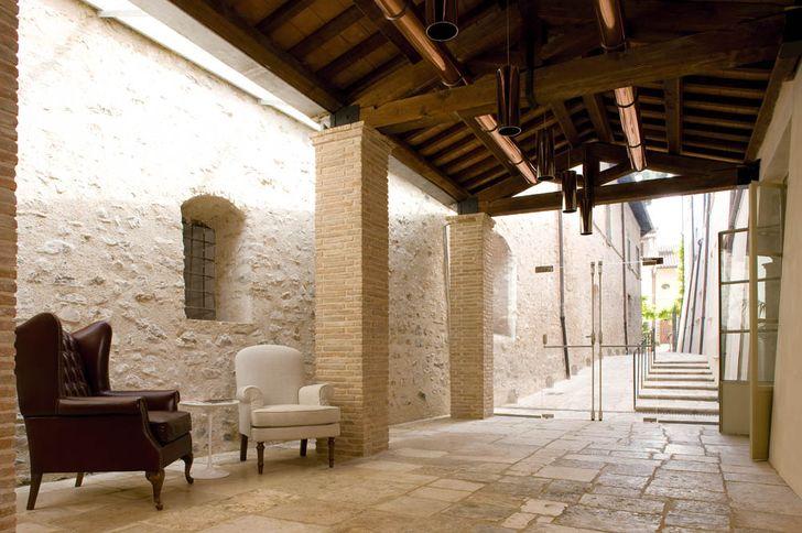 Relais & Chateaux Palazzo Seneca foto 7