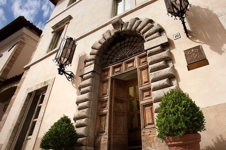 Relais & Chateaux Palazzo Seneca foto 2