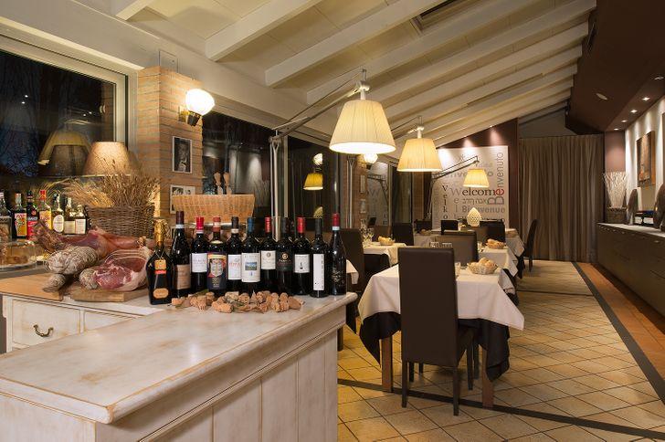CDH Hotel Villa Ducale foto 17