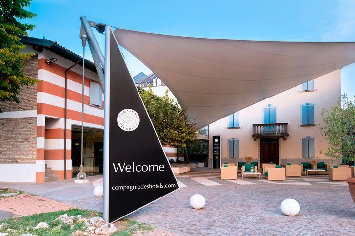 CDH Hotel Villa Ducale foto 2