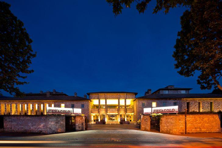 Hotel Cenacolo Assisi foto 10