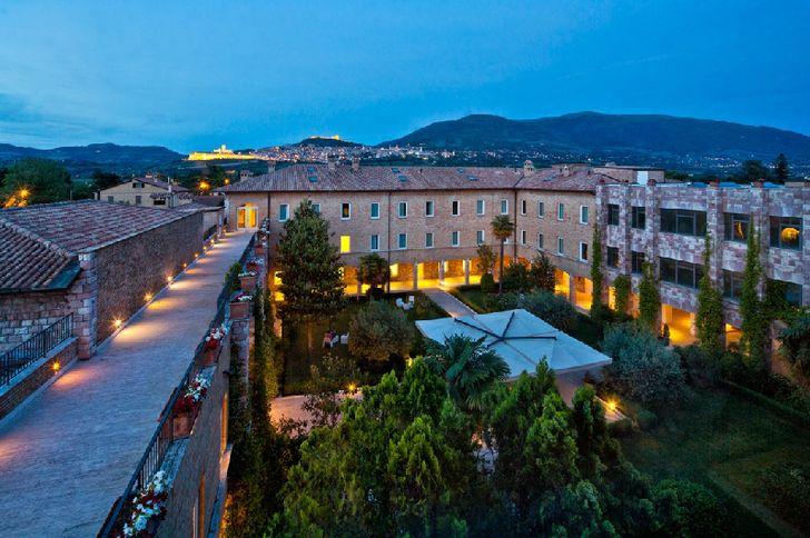 Hotel Cenacolo Assisi foto 1