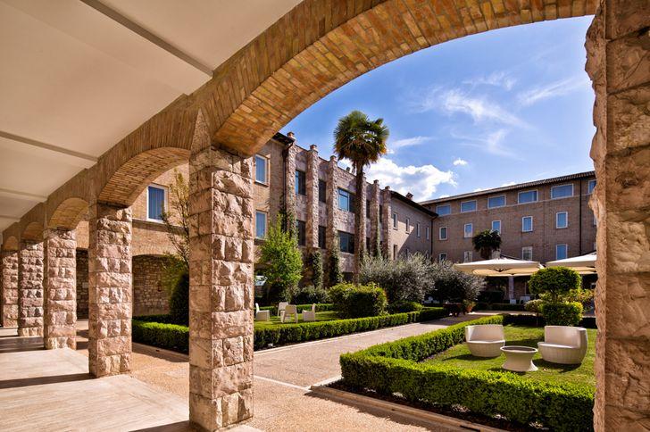 Hotel Cenacolo Assisi foto 4