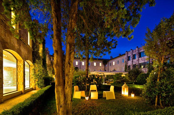 Hotel Cenacolo Assisi foto 7