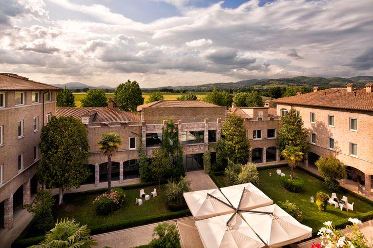 Hotel Cenacolo Assisi foto 6