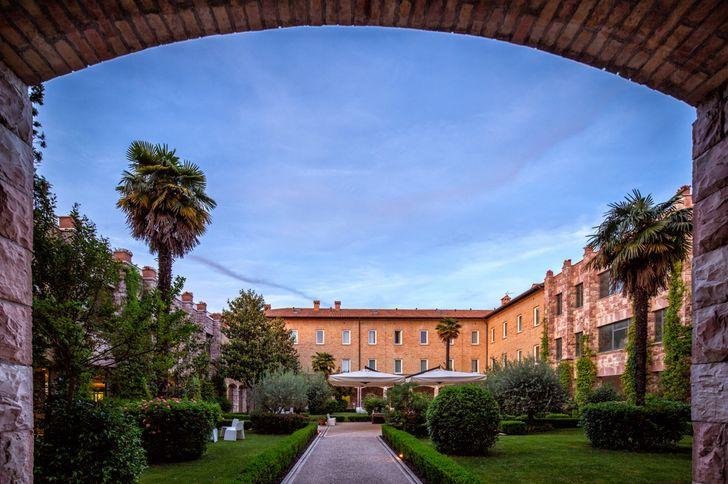 Hotel Cenacolo Assisi foto 3