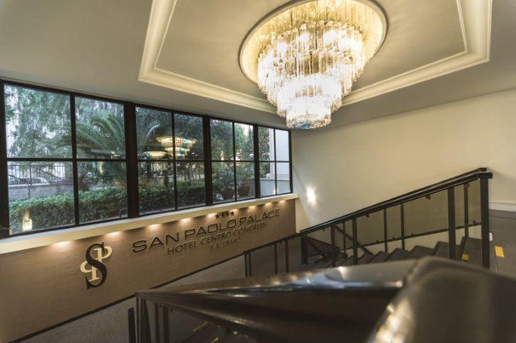 Hotel San Paolo Palace foto 4
