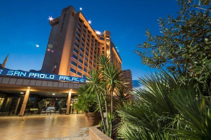Hotel San Paolo Palace foto 1