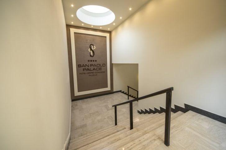 Hotel San Paolo Palace foto 3