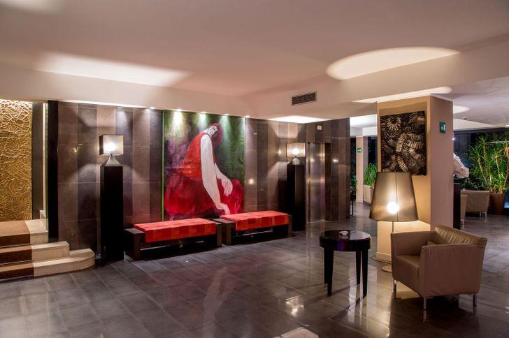 Park Hotel Sabina foto 7