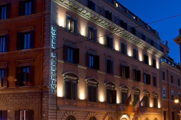 Hotel Barberini foto 1